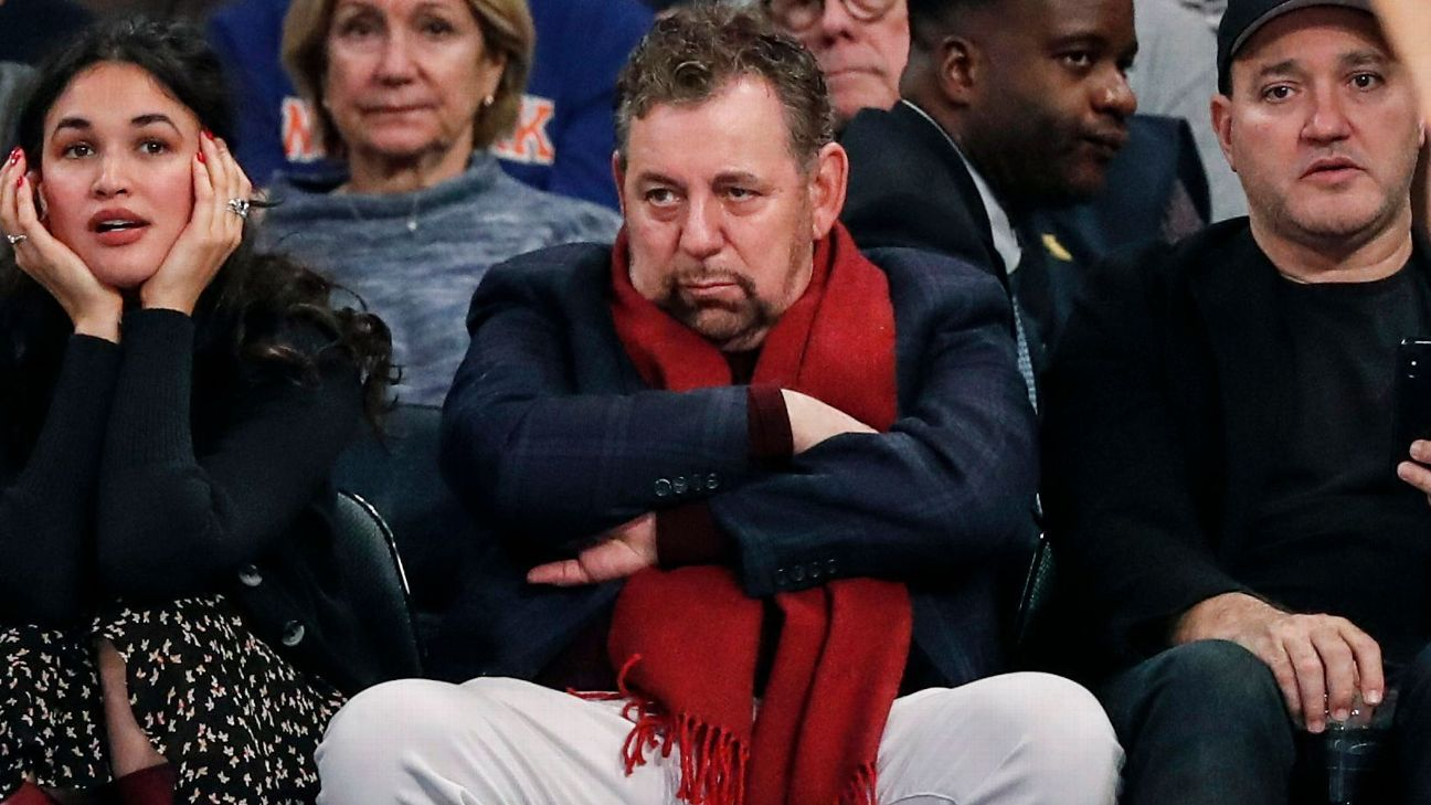 How the Knicks' grand plans fell apart this time