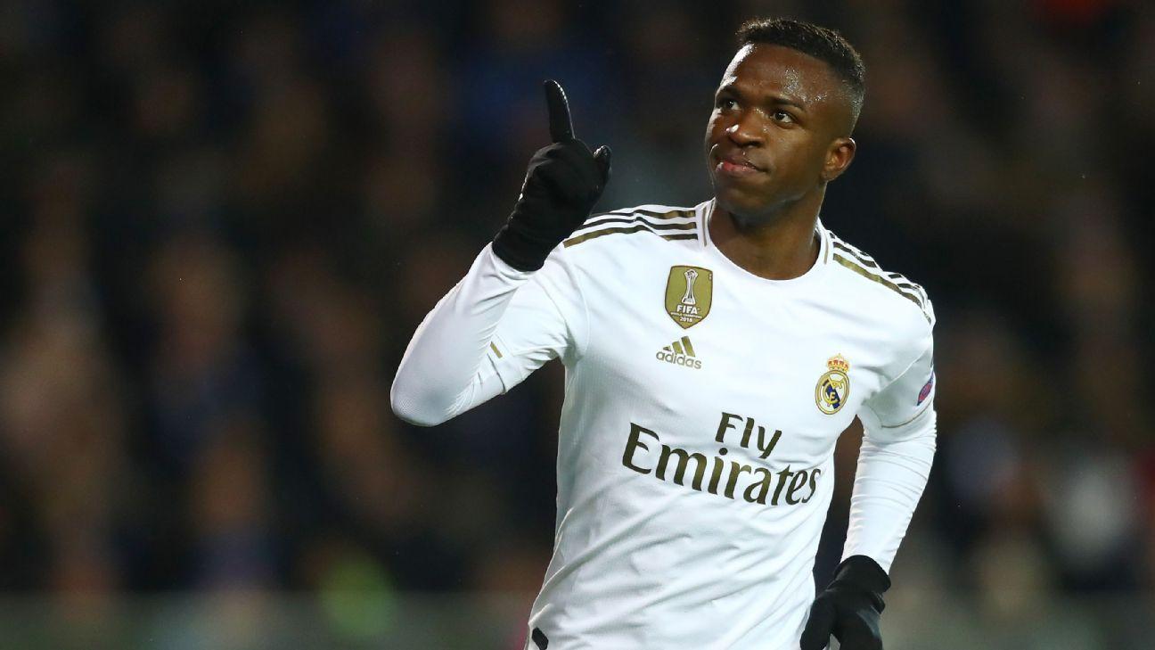 Club Brujas vs. Real Madrid - Reporte del Partido - 11 diciembre, 2019 - ESPN