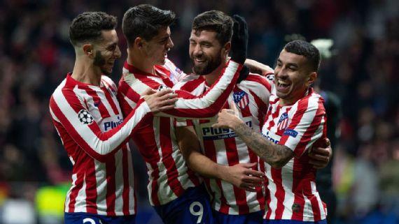 Después de errar el primer penal, Atlético no perdono el segundo y cerro su clasificación en su casa (Vídeo) I?img=%2Fphoto%2F2019%2F1211%2Fr640285_1296x729_16%2D9