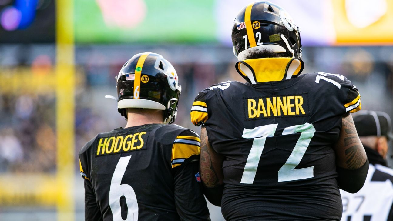Cult hero: How Zach Banner became the Steelers' most eligible receiver
