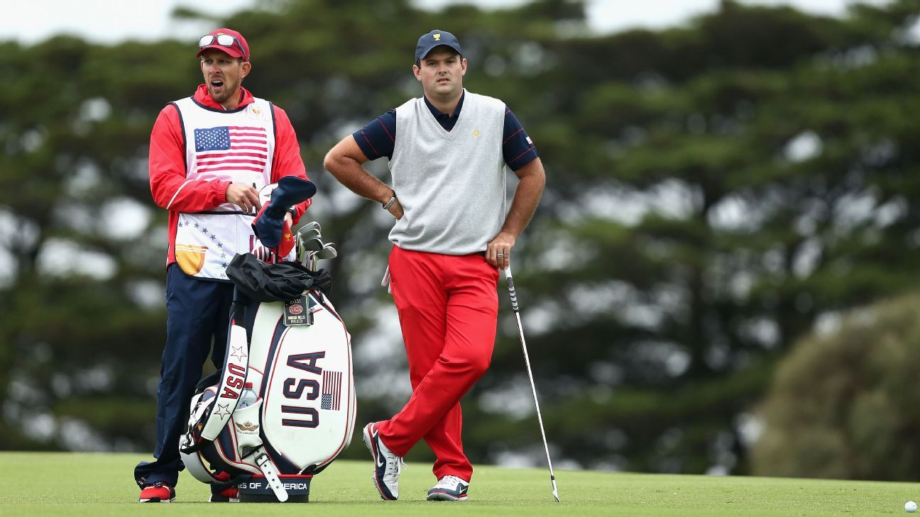 Source: Patrick Reed's caddie punches fan at Presidents Cup