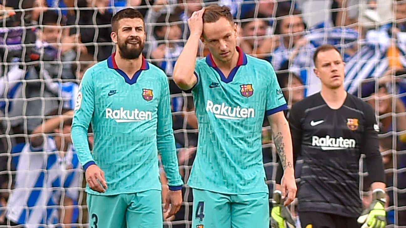 Sources: Barcelona to send VAR complaint to Spanish FA after being denied late penalty