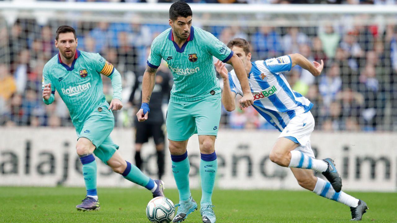 Real Sociedad vs. Barcelona - Reporte del Partido - 14 diciembre, 2019 - ESPN