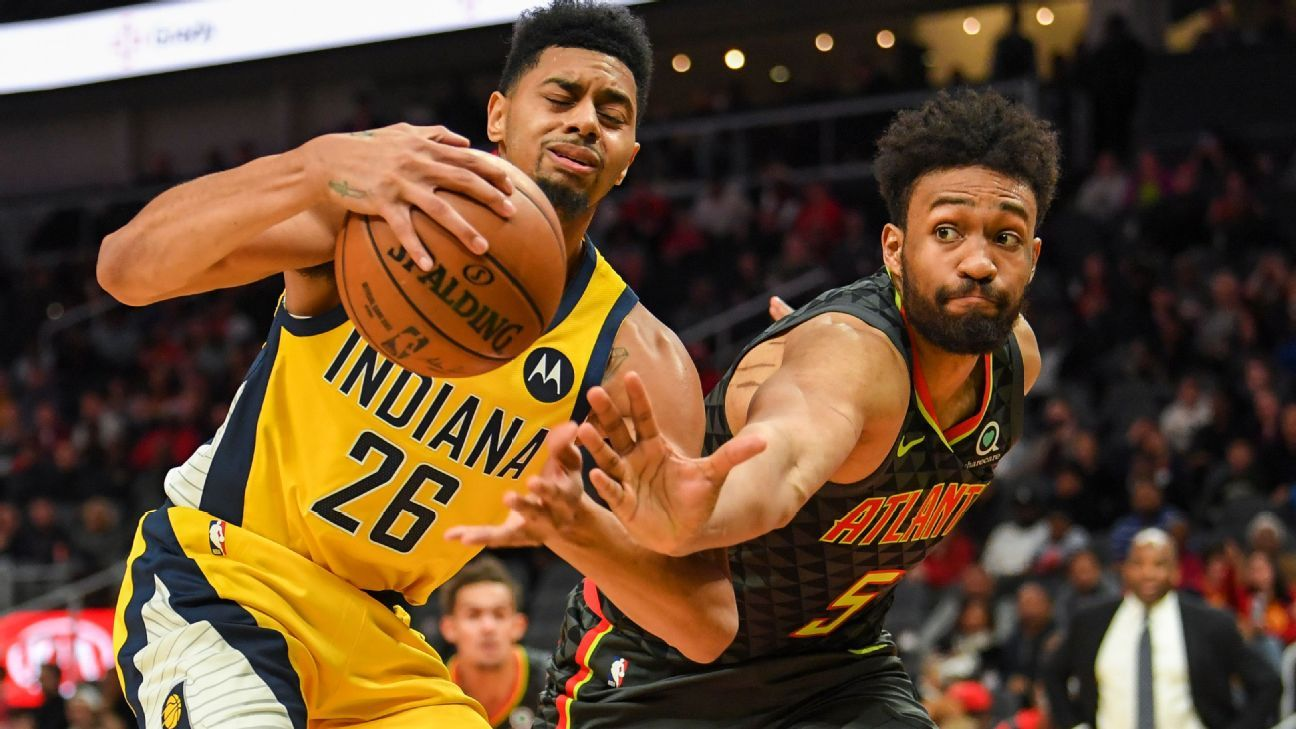 Pacers G Lamb done for season with knee injury