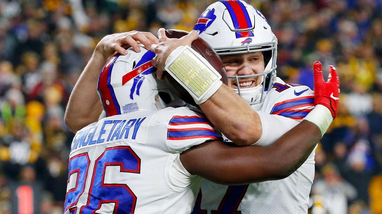 Bills give Sean McDermott second playoff berth of first 3 seasons