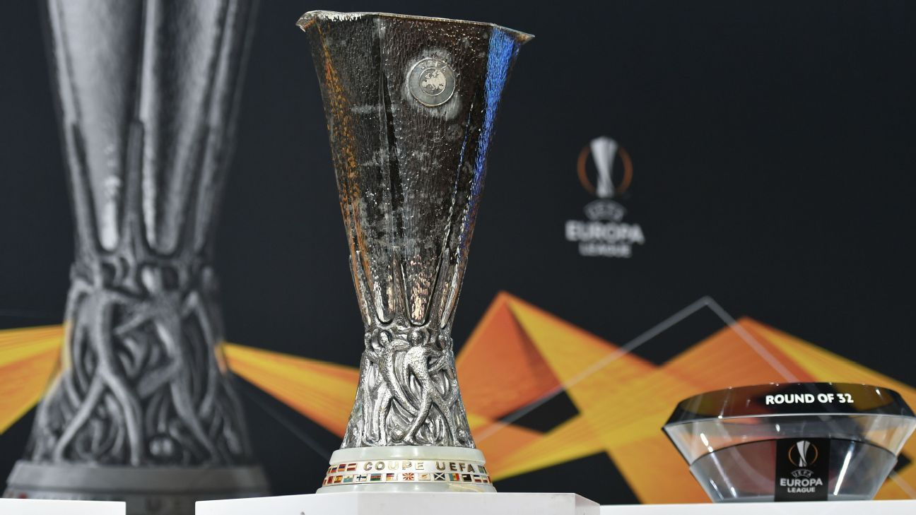 Europa League draw: Man United face Brugge, Arsenal to play Olympiakos