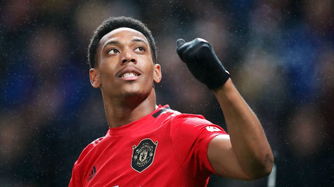 Man United's Martial was determined to prove Mourinho wrong at Old Trafford - ESPN