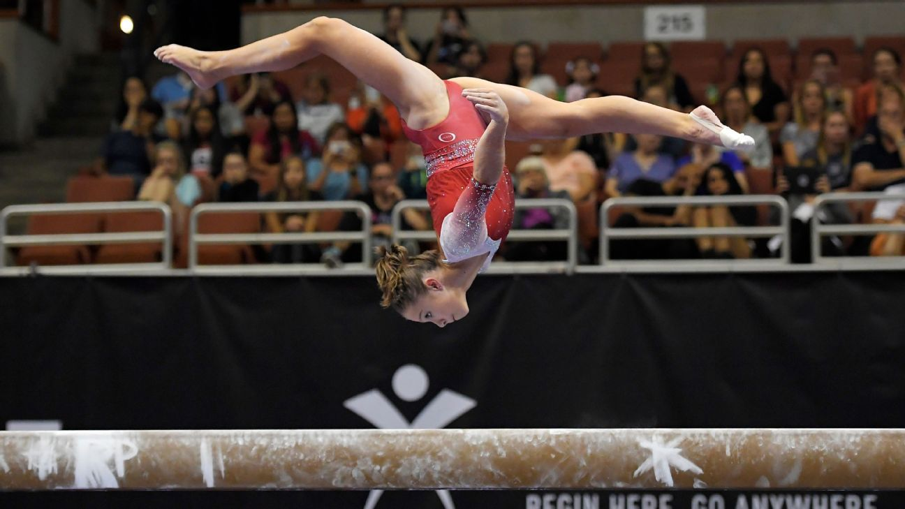 Ragan Smith is finally healthy -- and excited for her first season at Oklahoma
