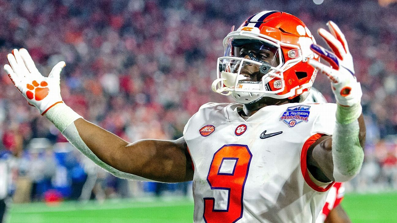 Two years in the making: Travis Etienne searches for redemption back home in Louisiana