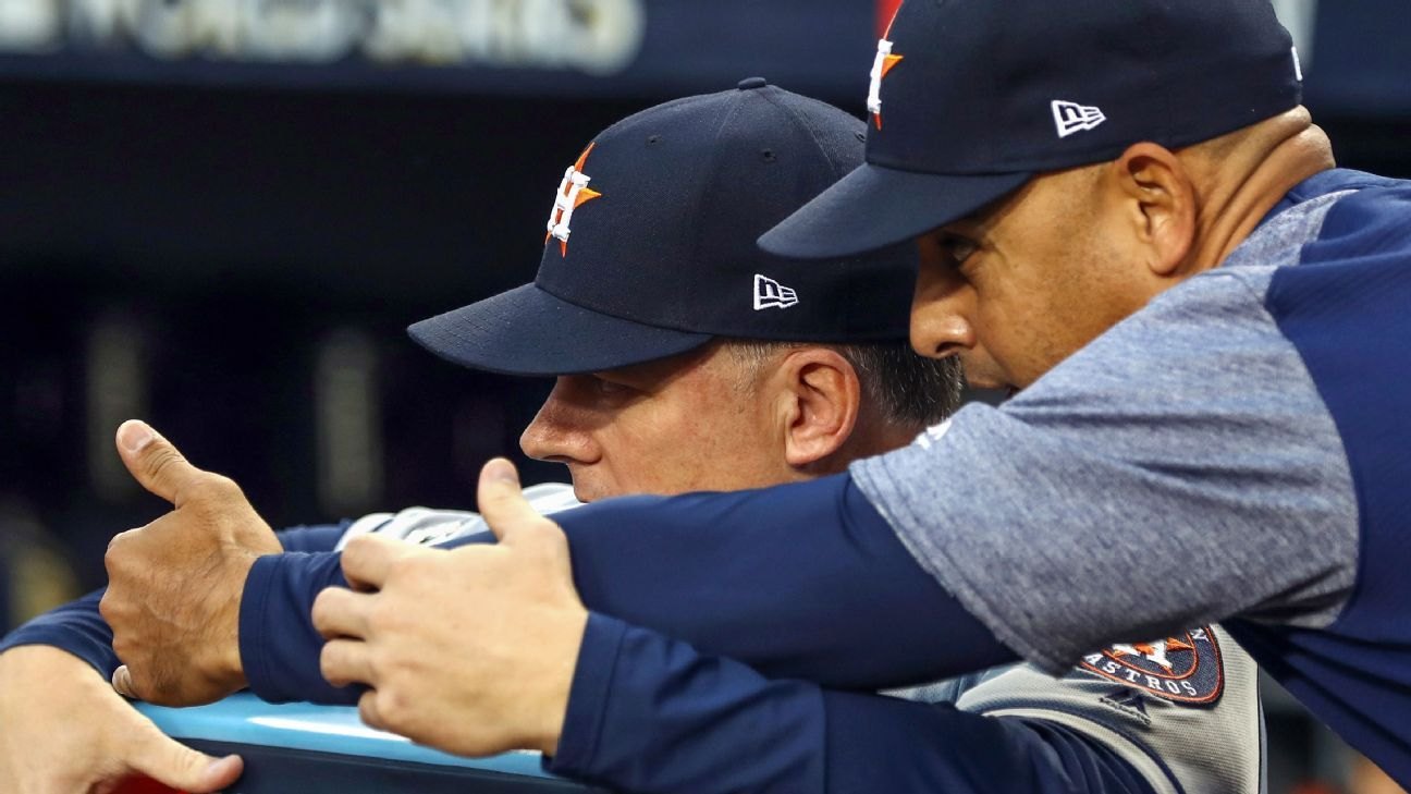 Survey: Fans want Astros players punished for sign-stealing scandal