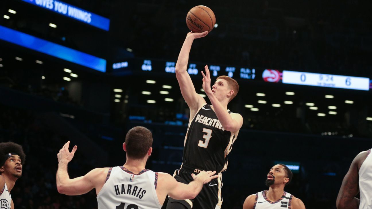 Fantasy NBA Daily Notes: Hawks backcourt starting to soar