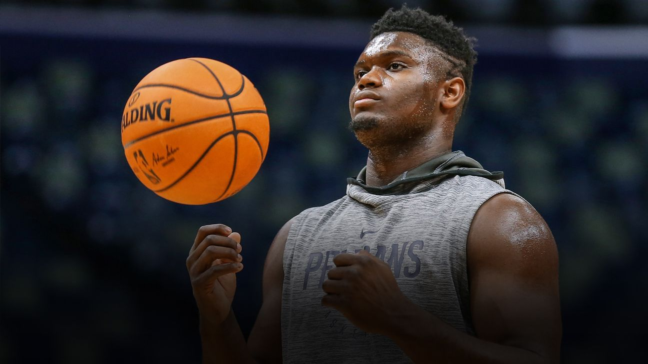 Zion Williamson's stepfather took $400K payment, court filing alleges