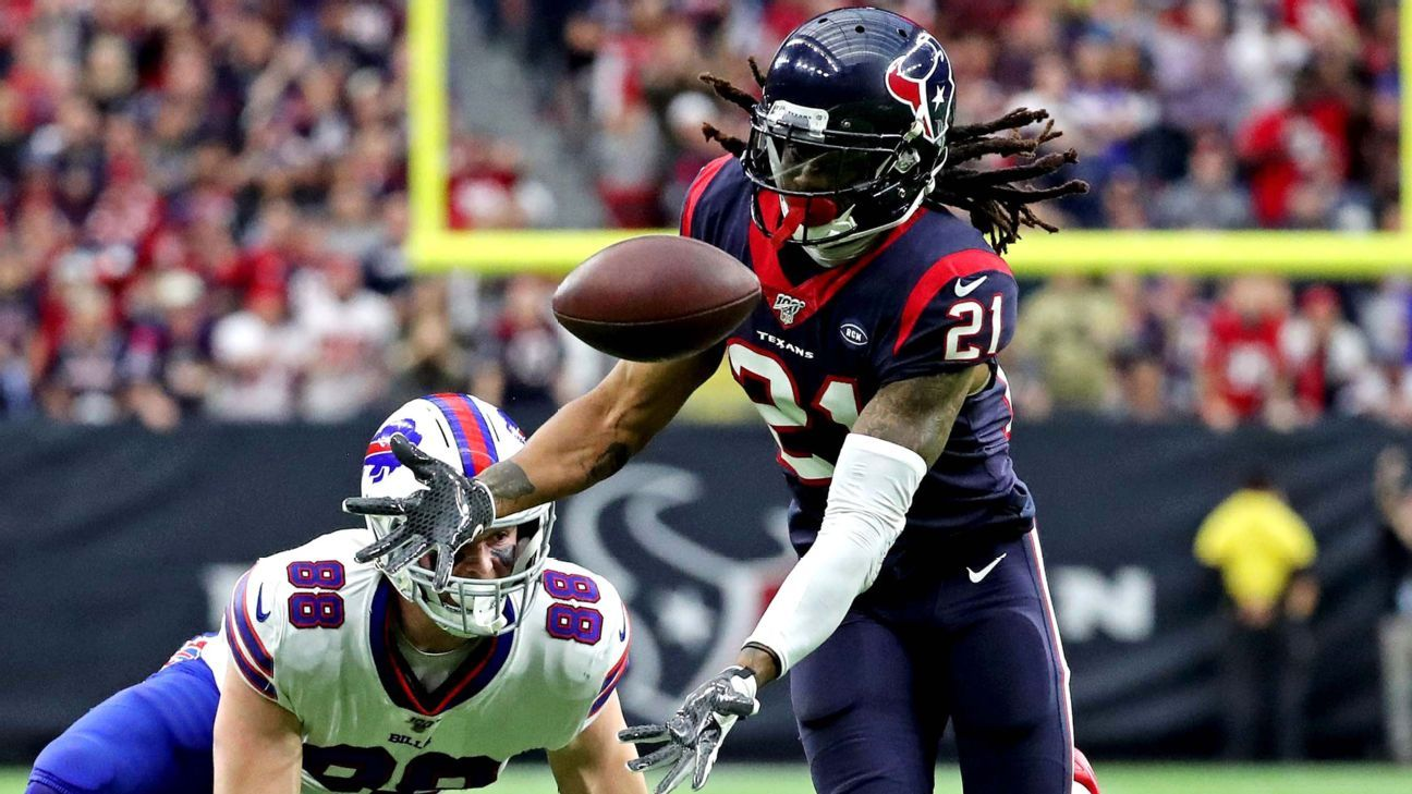New Orleans Saints complete trade with Houston Texans for CB Bradley Roby, sources say