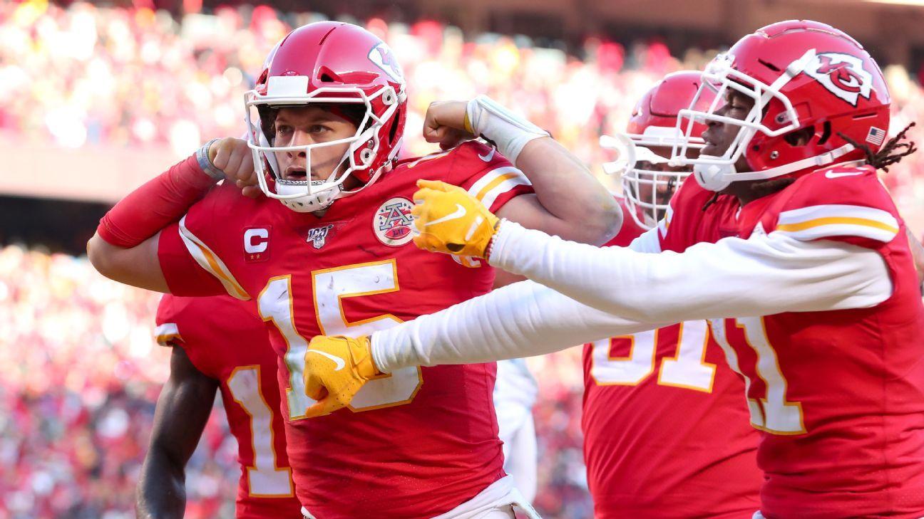 Chiefs slight favorites over 49ers in Super Bowl LIV