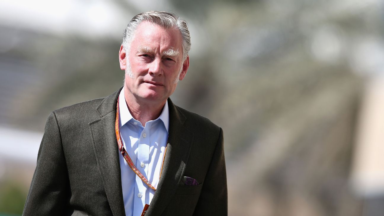 Sean Bratches to step down as F1's commercial boss