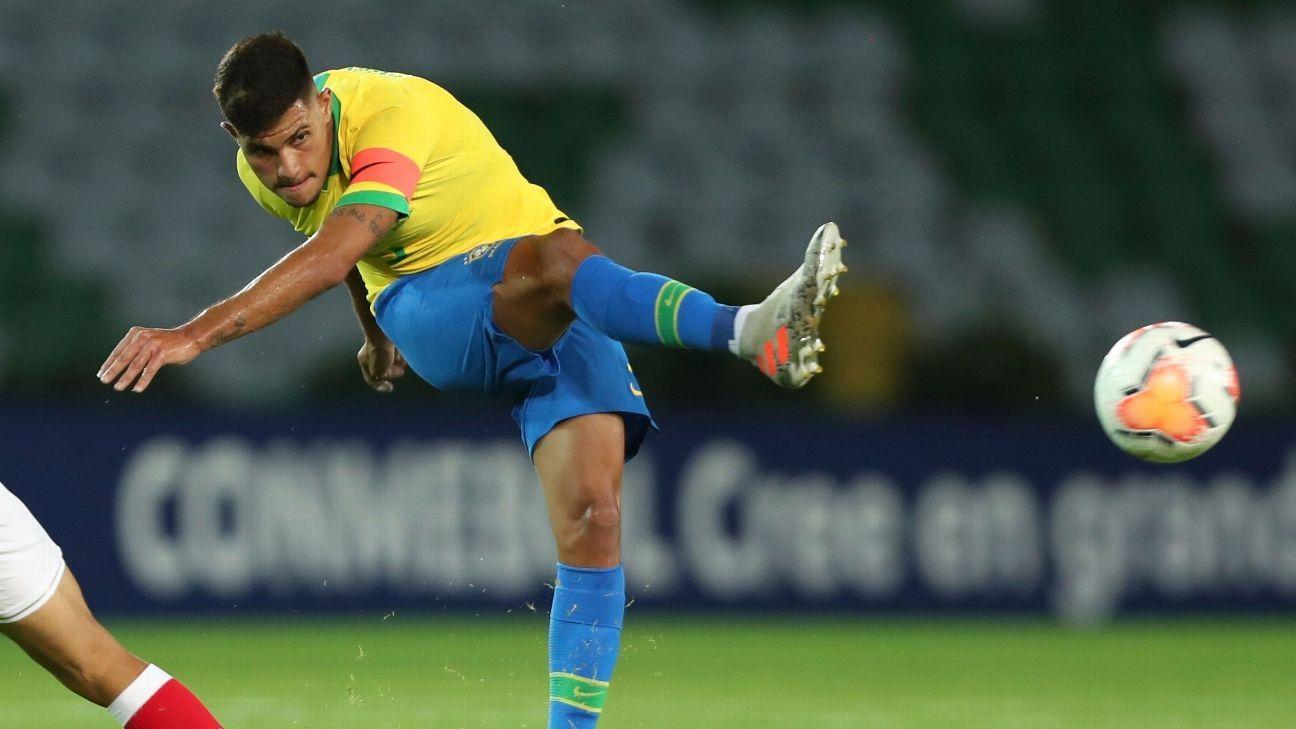 Transfer Talk: Arsenal in talks with Athletico-PR over Bruno Guimaraes