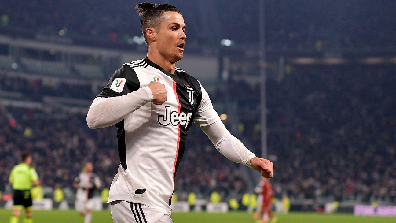 Juventus vs. AS Roma - Football Match Summary - January 22 ...