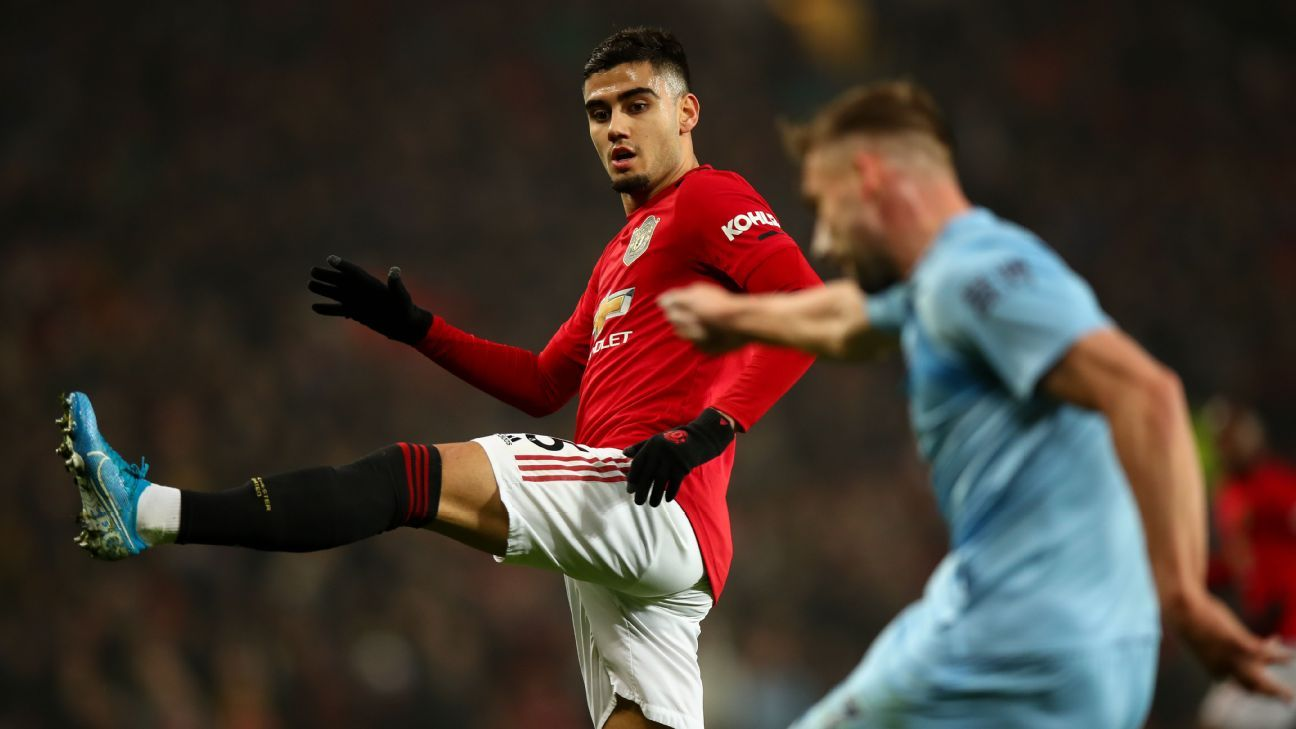 Man United's Pereira, Maguire 4/10 in one of worst team displays of the season