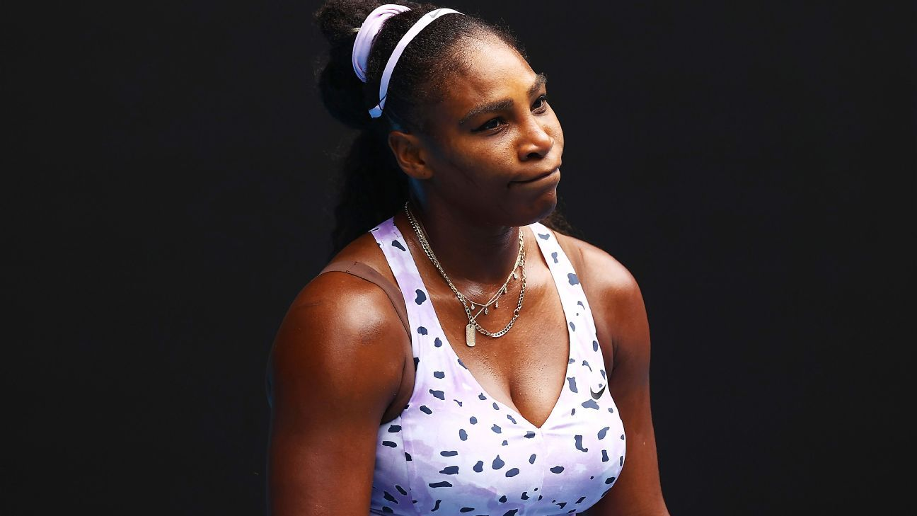 Serena takes full responsibility for shocking Australian Open exit
