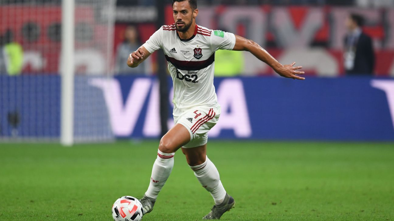 Sources Arsenal near deal for Flamengo's Spanish defender Pablo Mari - ESPN