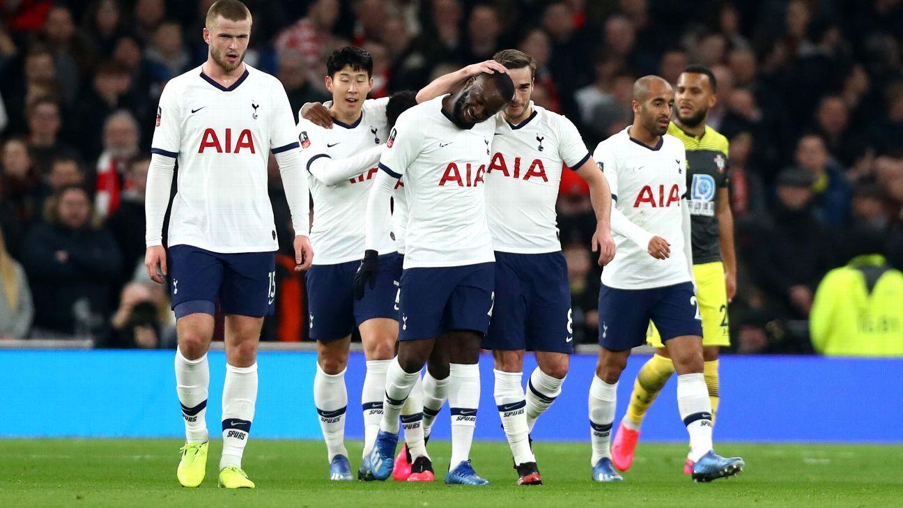 Tottenham Hotspur vs. Southampton - Reporte del Partido - 5 febrero, 2020 - ESPN