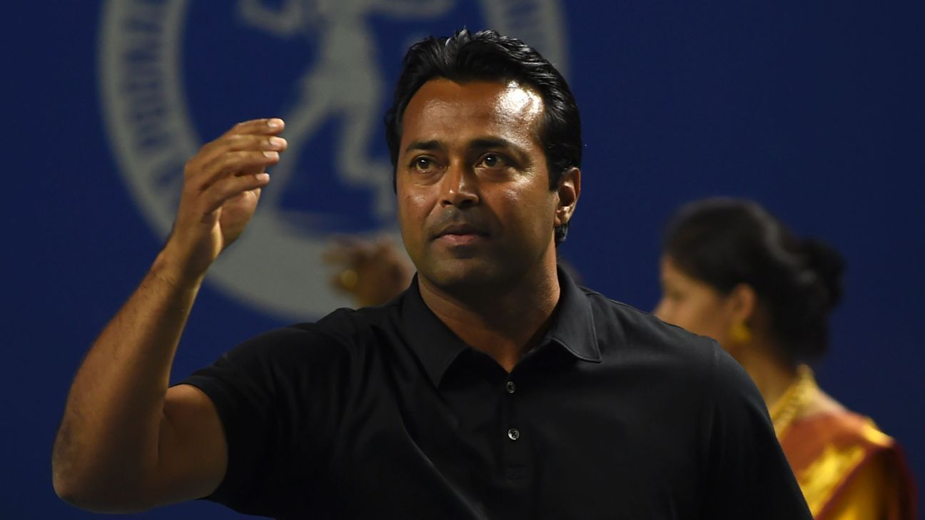 Sense of an ending: Paes prepares for one last swing on home turf