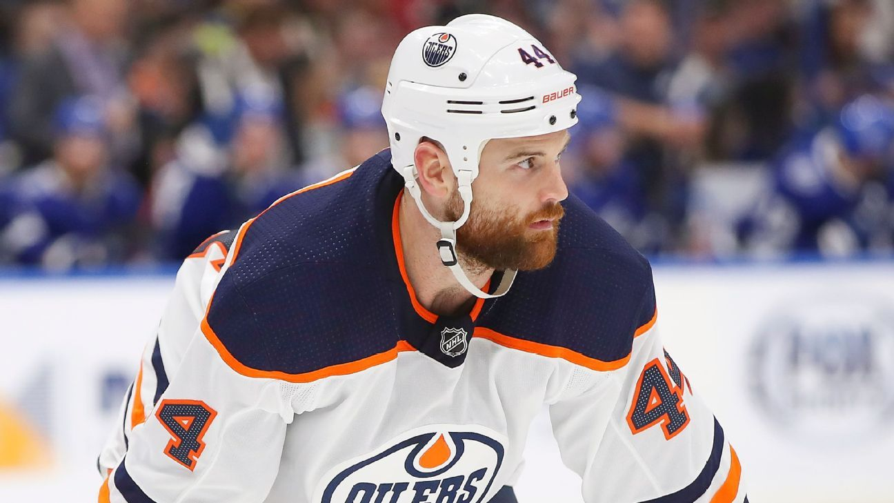Oilers' Kassian suspended for kicking opponent