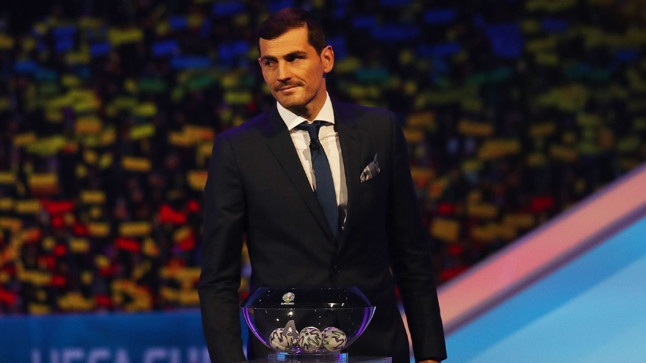Casillas running for Spanish FA presidency