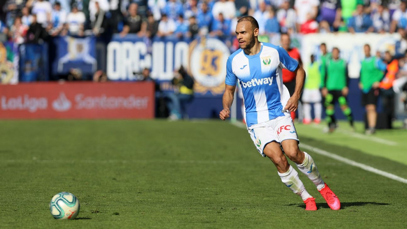 Barcelona complete surprise Martin Braithwaite from Leganes - ESPN