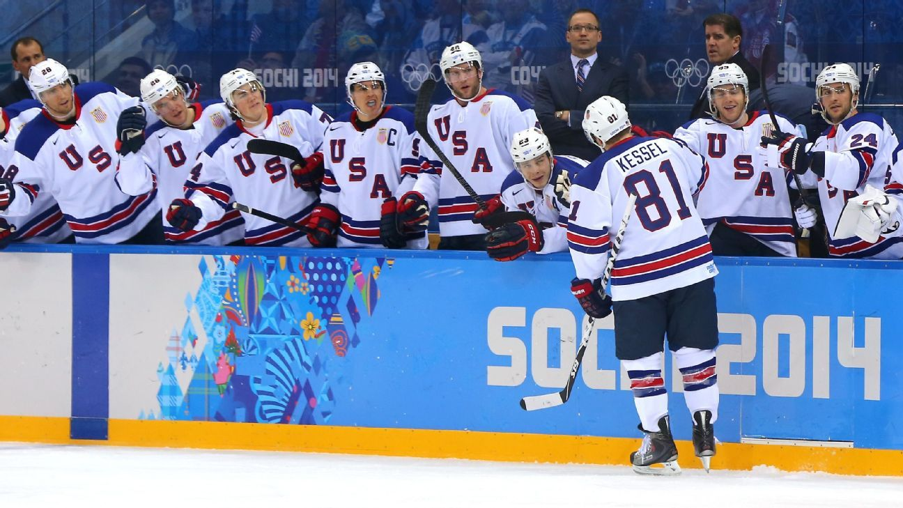 Answering big U.S. hockey questions: Top moment, underrated star, women's player, more
