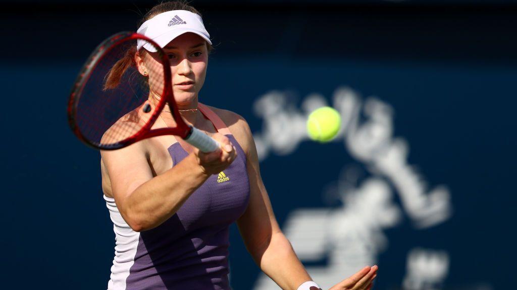 Rybakina stuns Pliskova in Dubai