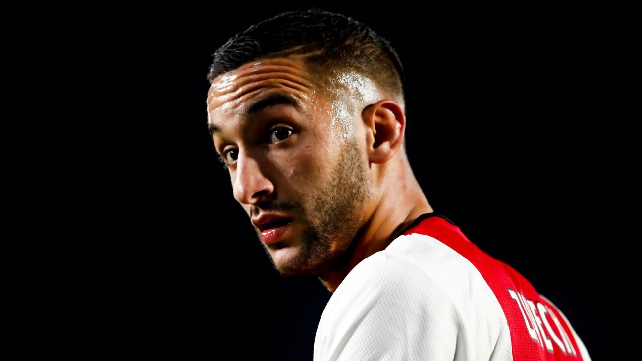 Hakim Ziyech can be Chelsea's new Eden Hazard, if they let him loose - ESPN