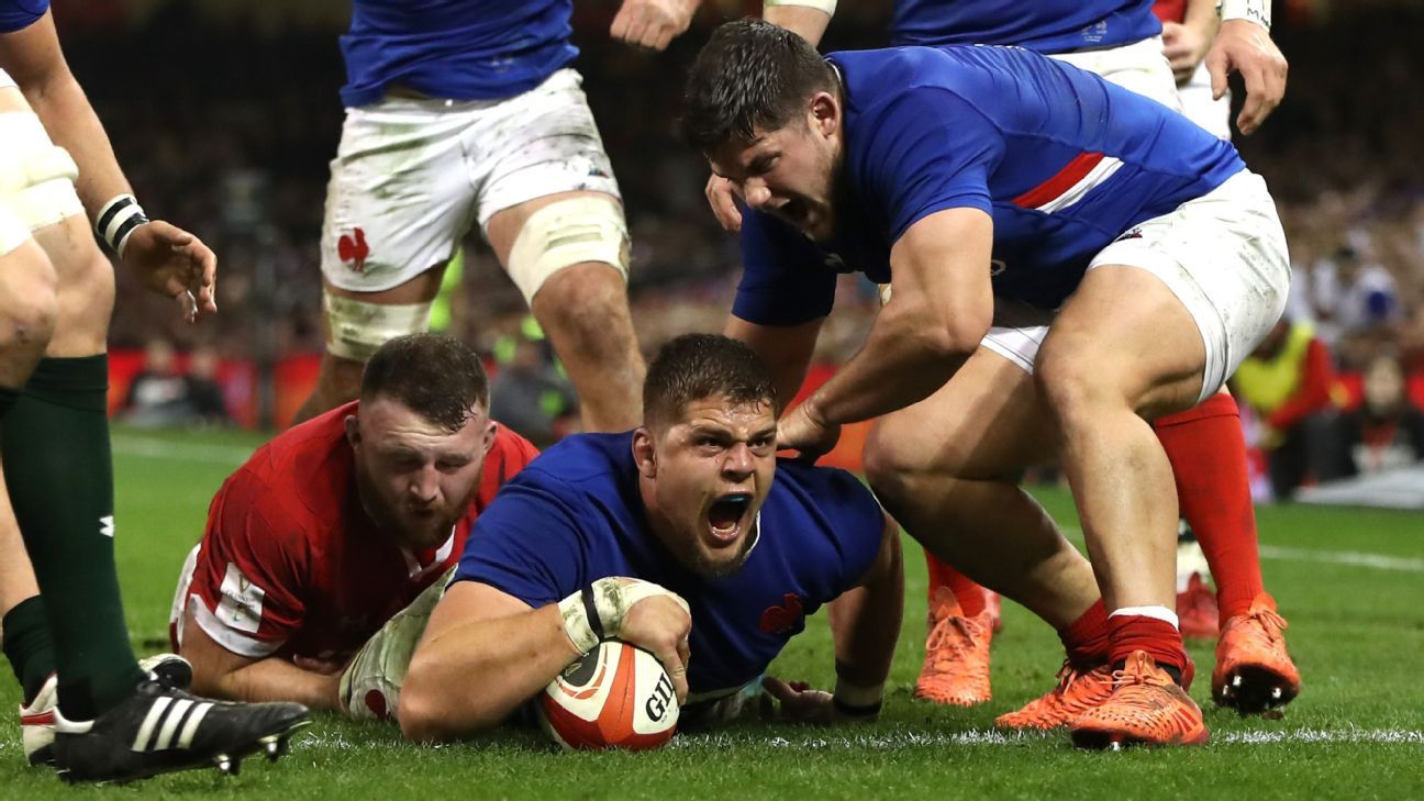 Six Nations Fantasy Rugby: Third-round Team of the Week