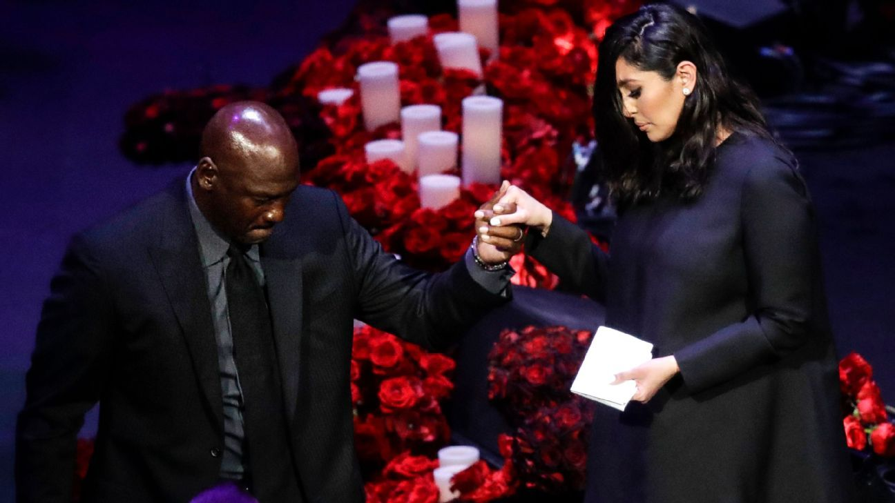 Kobe Bryant memorial: The moments that moved us from the celebration of life inside Staples Center