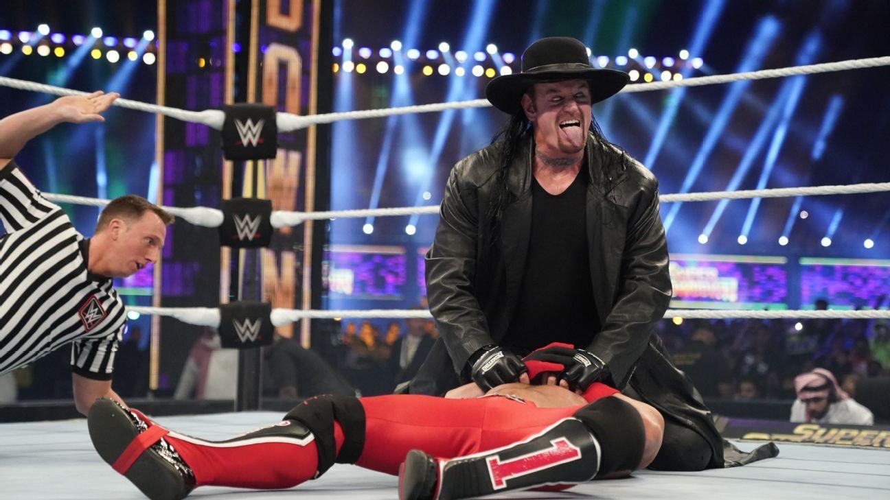 WWE Super ShowDown results: Goldberg shocks The Fiend, The Undertaker returns