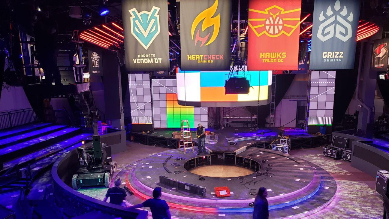 NBA 2K League to host games at new venue in Manhattan