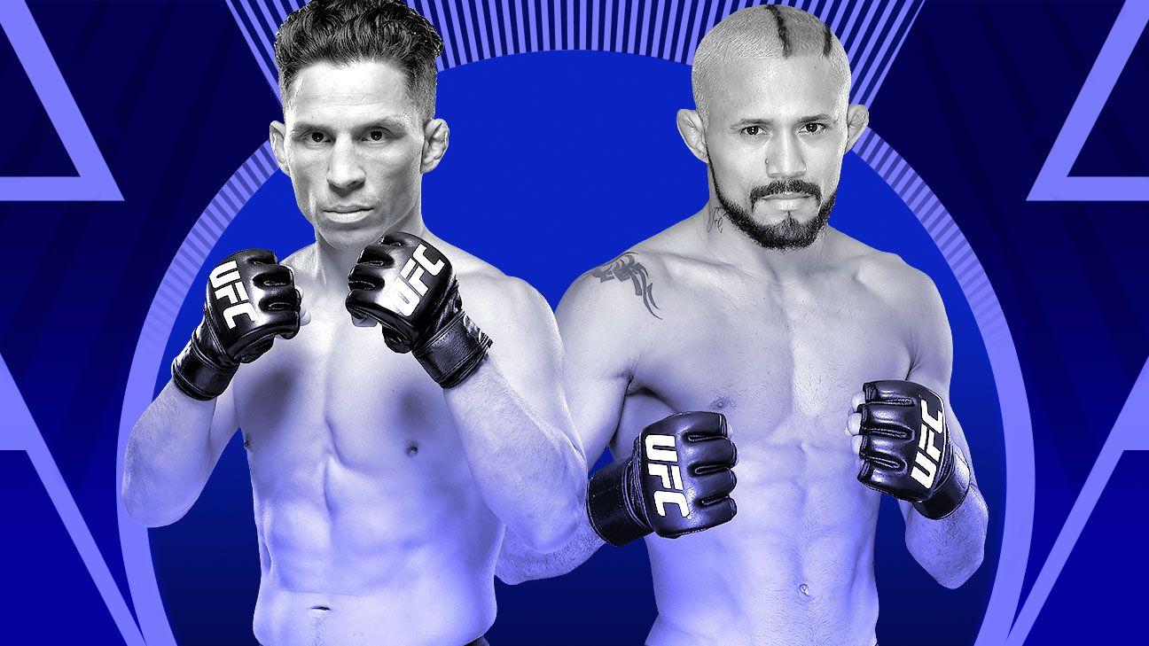 Ufc Fight Night Viewers Guide Is It Finally Joseph Benavidez S Time