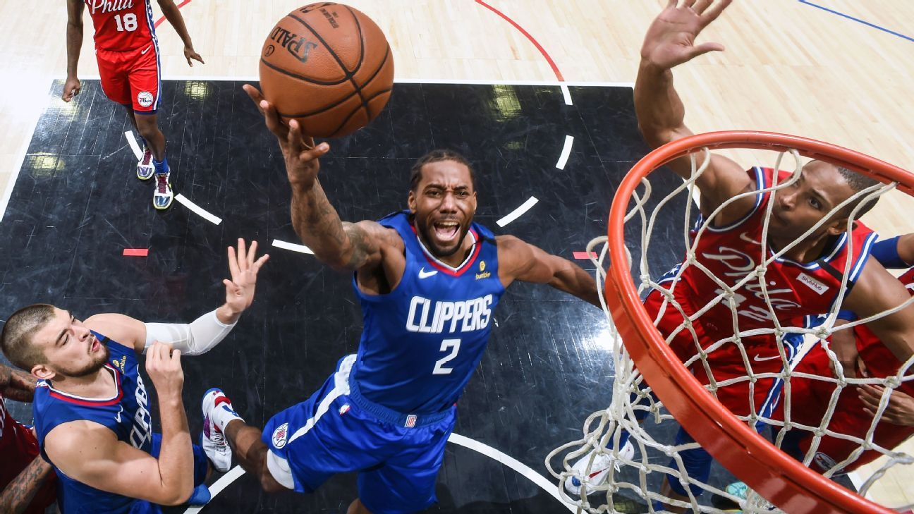 Lowe: Ten things I like and don't like, including the Clips as NBA title favorites