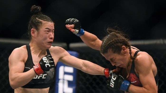 Zhang Weili vs. Joanna Jedrzejczyk steals the show at UFC 248