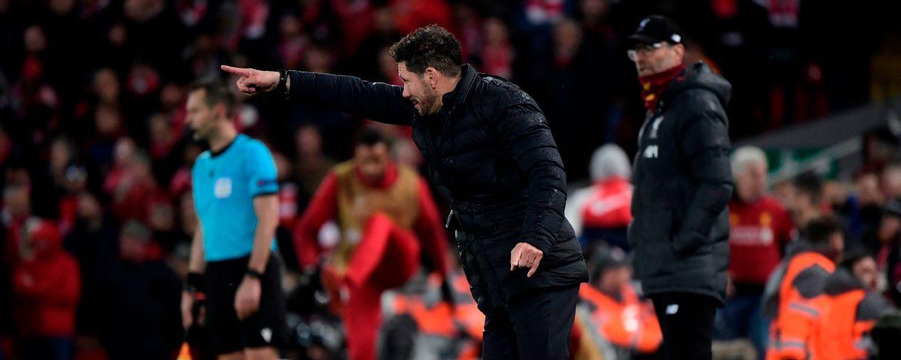 Liverpool Vs Atletico Madrid Football Match Summary March 11 2020 Espn
