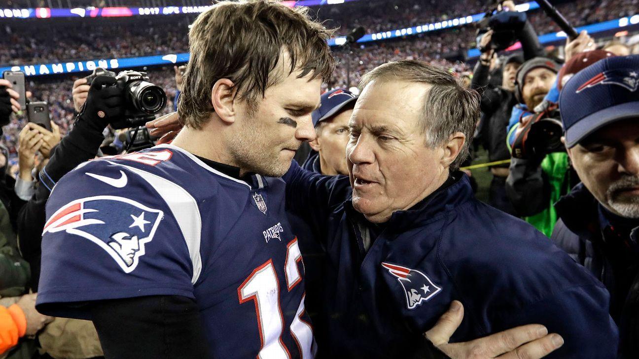 Tom Brady reflects on Bill Belichick relationship in Howard Stern interview