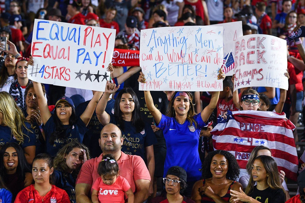 Analysis: What equal pay in women's sports really means