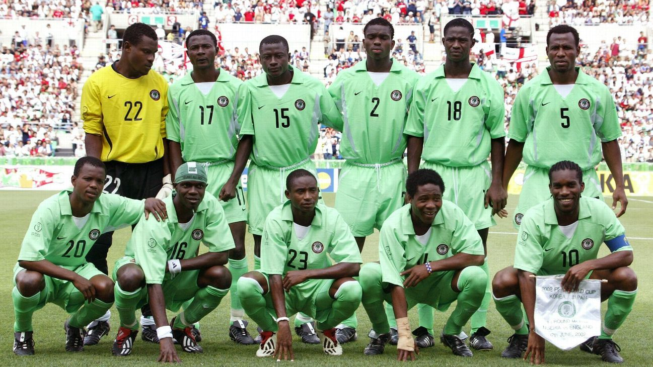 Ex-Nigeria player robbed by armed assailants