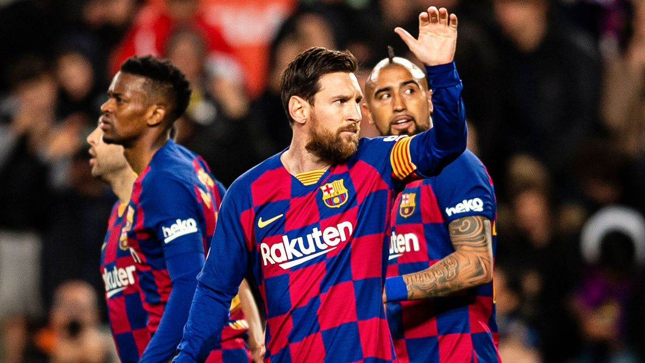 Barcelona, Real Madrid and European giants reboot - How continent's top teams are set (or not) for the future - ESPN
