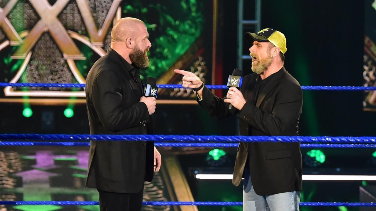 What we learned in WWE this week: Triple H gets roasted and a unique problem for McIntyre and Rollins