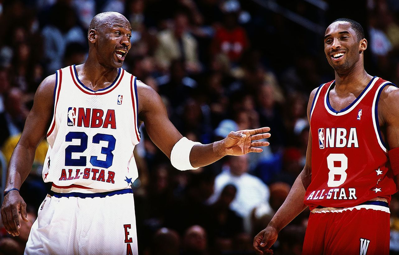 Inside Kobe Bryant And Michael Jordan S Private Friendship