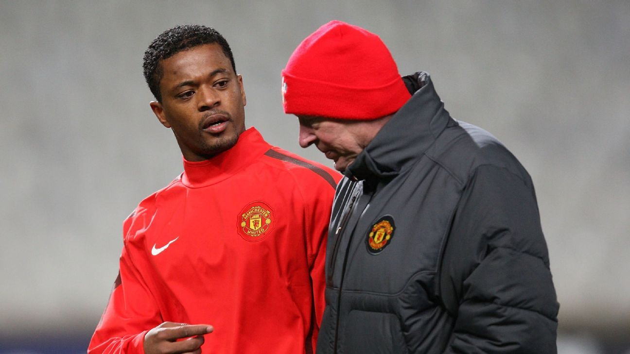 Evra blasts 'arrogant' Manchester United in 20-minute transfer rant - ESPN