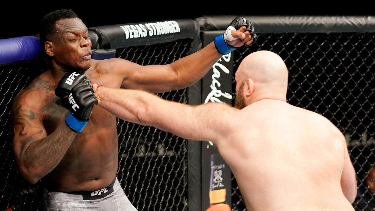 UFC Fight Night - Ben Rothwell wins close one; Drew Dober dazzles