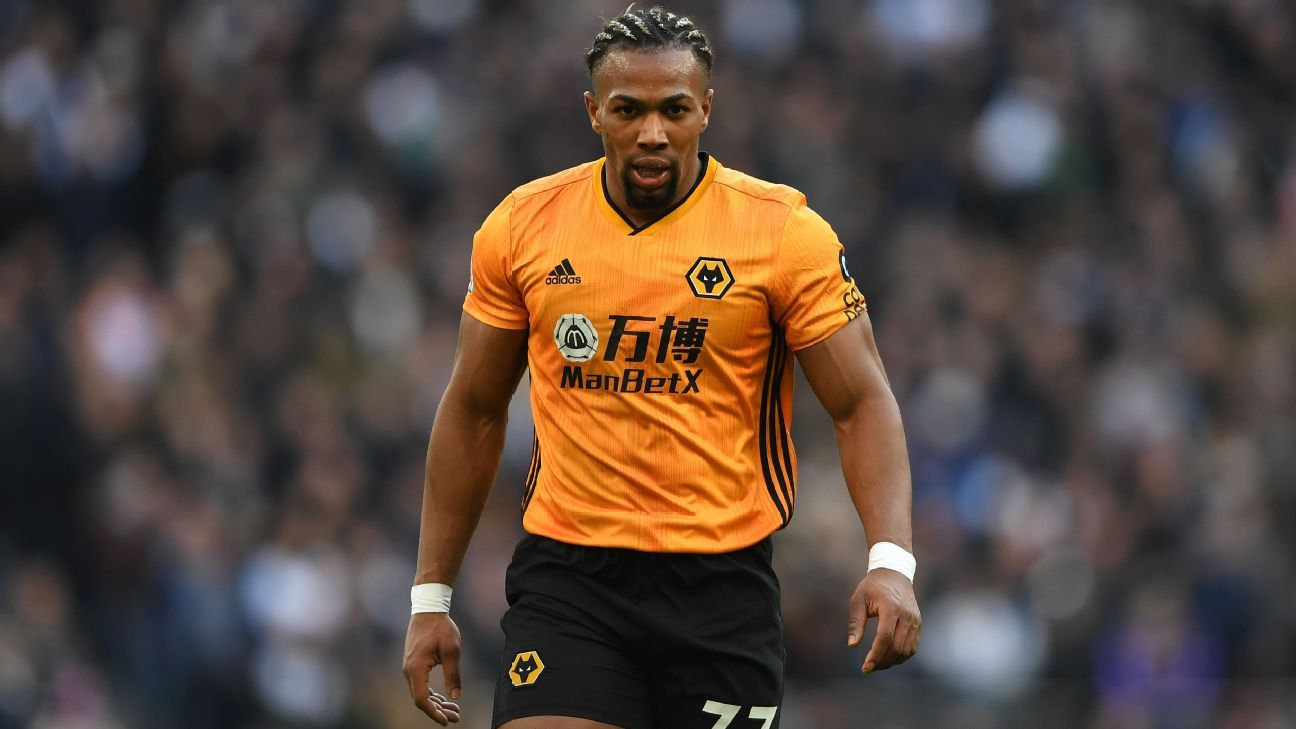 LIVE Transfer Talk - Manchester United set sights on Wolves' Adama ...