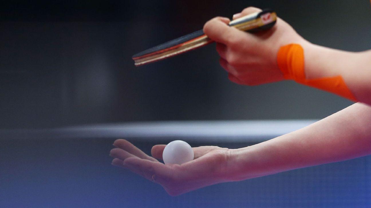 New Jersey suspends betting on Ukrainian table tennis after match-fixing alert